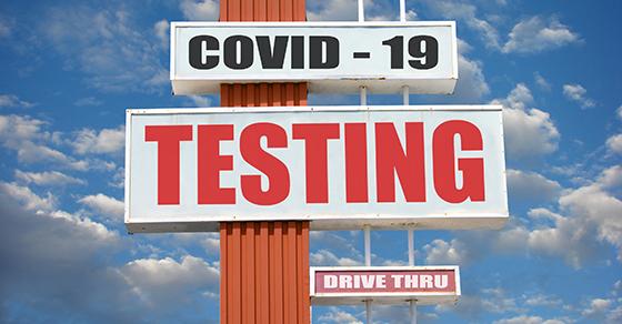 COVID-19 testing, diagnostics not minimum essential coverage